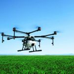Услуги дрона беспилотника квадрокоптера агродрона мультикоптера