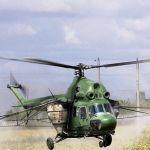 Послуги по десикації соняшнику вертольотом і мотодельтопланом